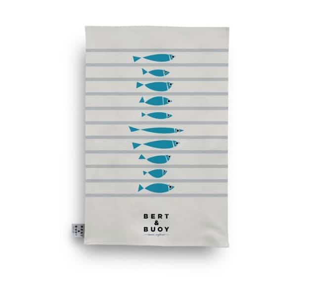 Bert & Buoy Tea Towels