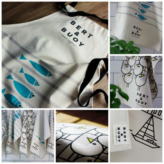 Bert & Buoy Textiles Collection
