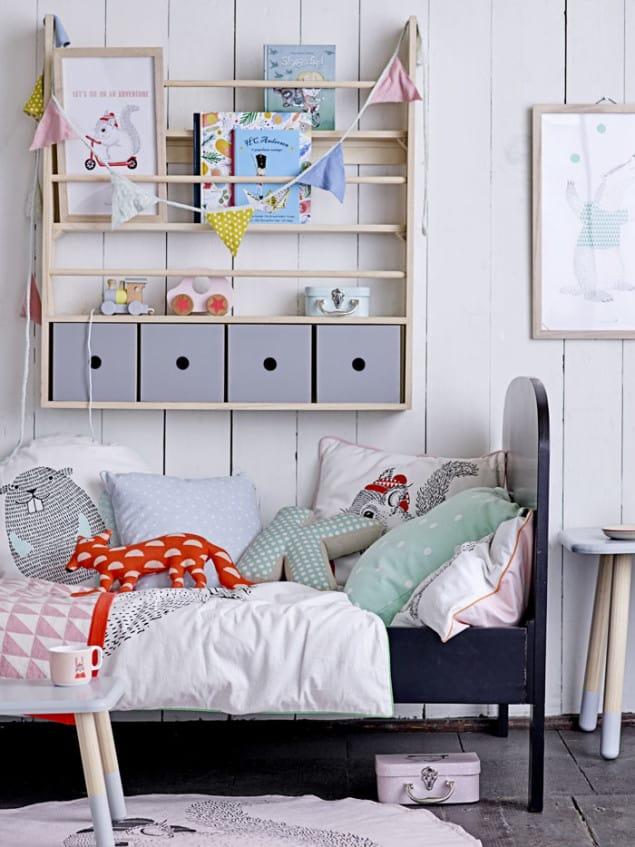 Bloomingville Mini Range 2015 children's bedroom