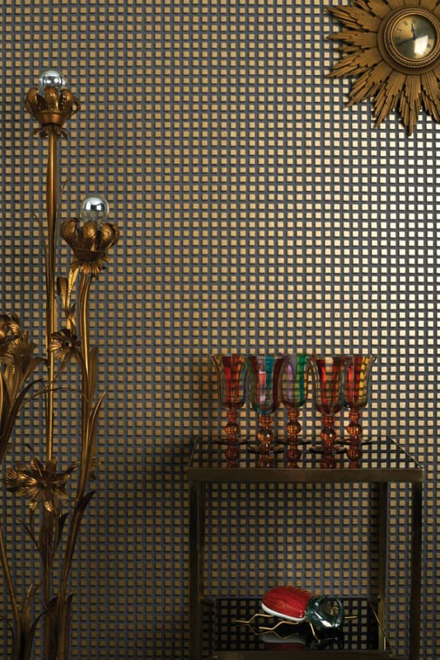 Cole & Son Geometric II Mosaic Wallpaper