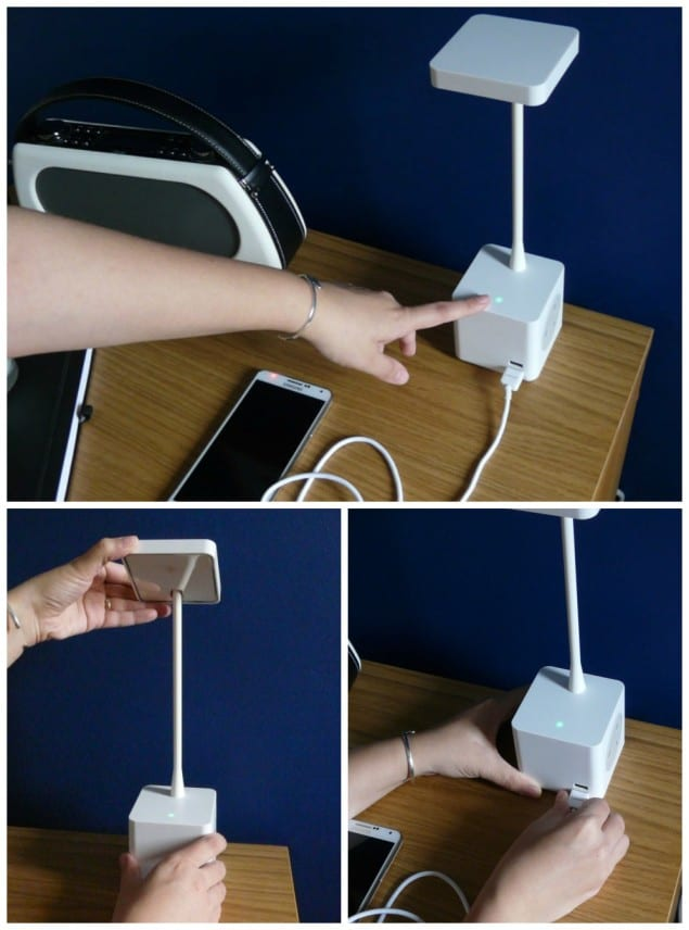 Cubert LED Lamp