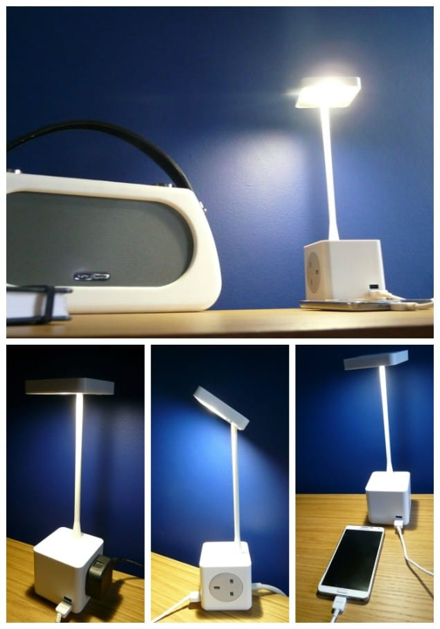 Cubert LED Lamp