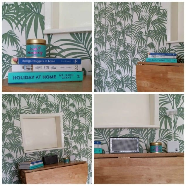 Honolulu Palm Wallpaper By Graham Brown