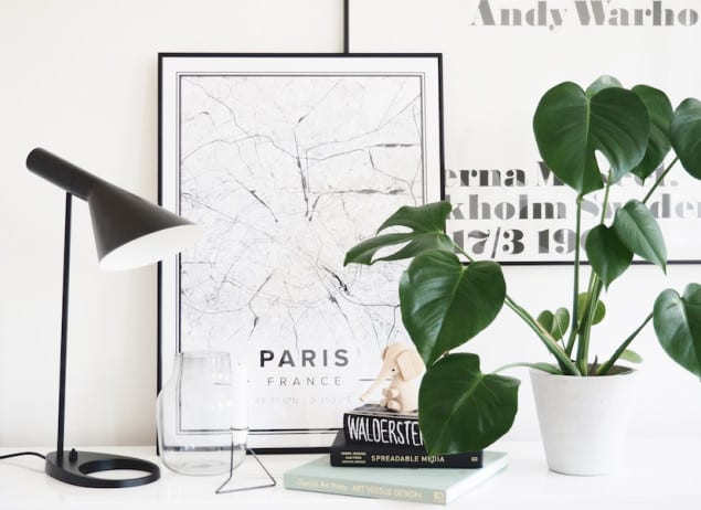 Mapiful Paris map posters