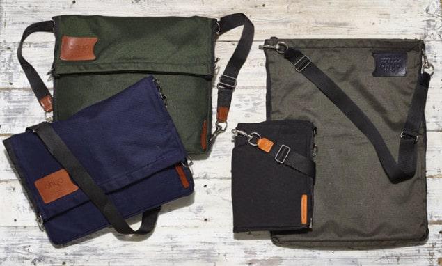 Ohyo bag designed by Felix Conran