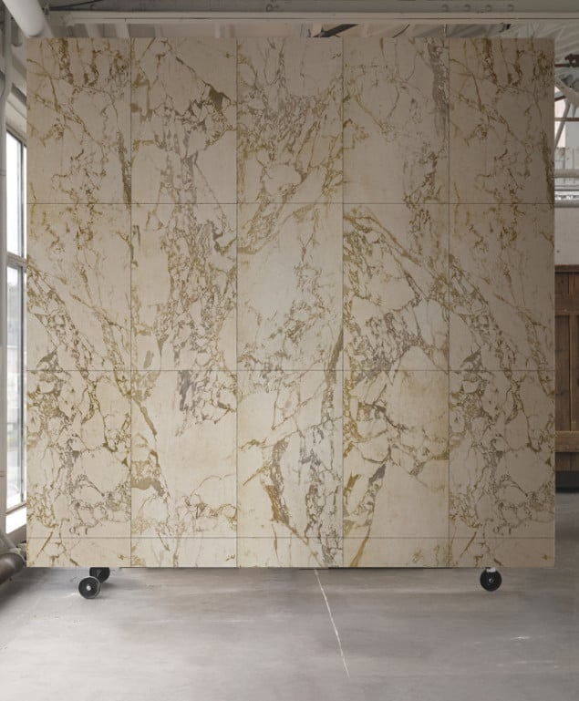 BEIGE MARBLE WALLPAPER BY PIET HEIN EEK for NLXL