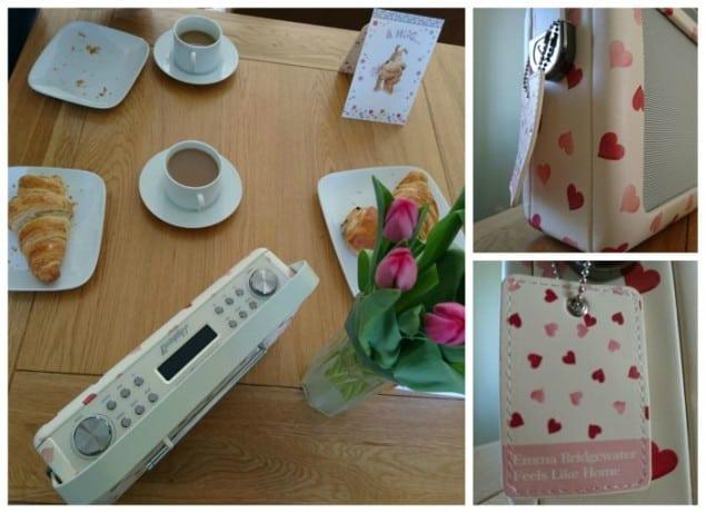 Mother's Day VQ Emma Bridgewater Hepburn MKII radio