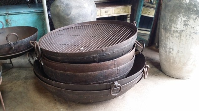 Garden Fire Pits at Nkuku Lifestyle Store