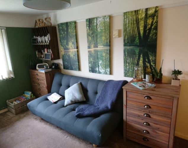 Review : Habitat KOTA 2 Seater Sofa Bed The Design Sheppard