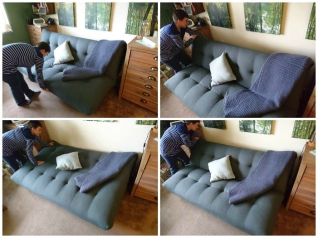 Review Habitat KOTA 2 Seater Sofa Bed The Design Sheppard