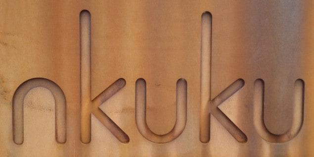 Nkuku Sign at Nkuku Lifestyle Store