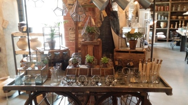 Terrariums at Nkuku Lifestyle Store