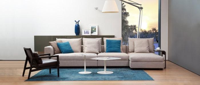 CLOUDS Corner Sofa from Camerich