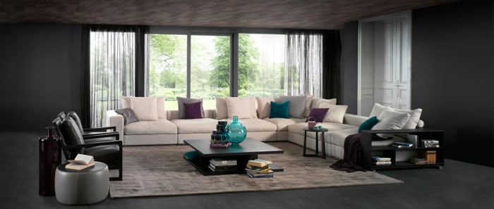 FREETOWN Corner Sofa from Camerich