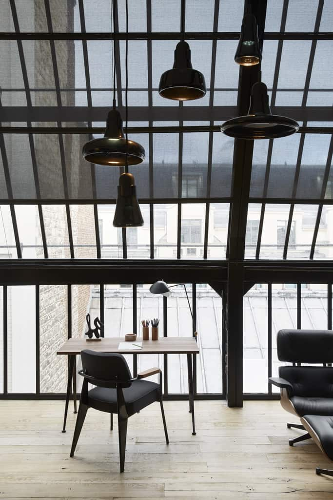h tel du minist re apartment in paris the design sheppard. Black Bedroom Furniture Sets. Home Design Ideas