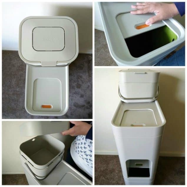 Joseph Joseph Stack Recycling Bins