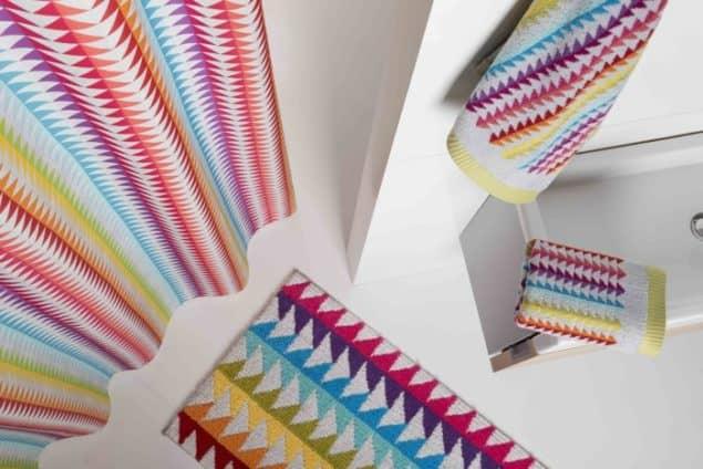 Sorema Block Bathroom textiles