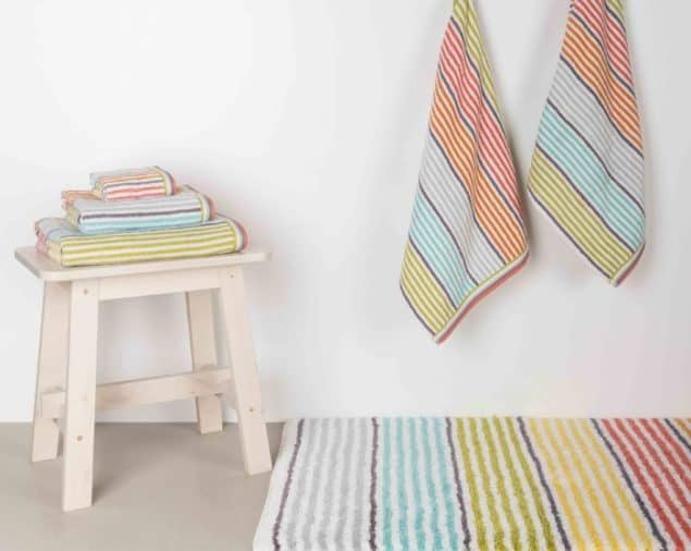 Sorema Confetti Bathroom Textiles