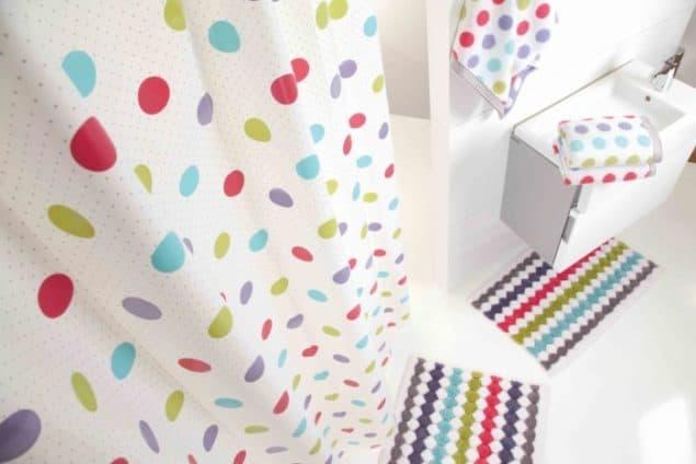 Sorema Dot Bathroom Textiles