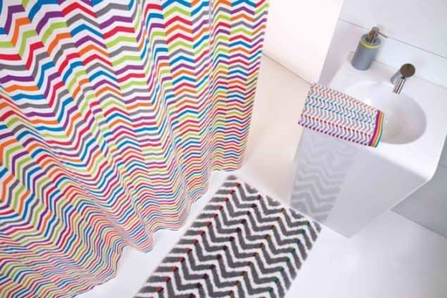 Sorema Zig Zag Bathroom Textiles