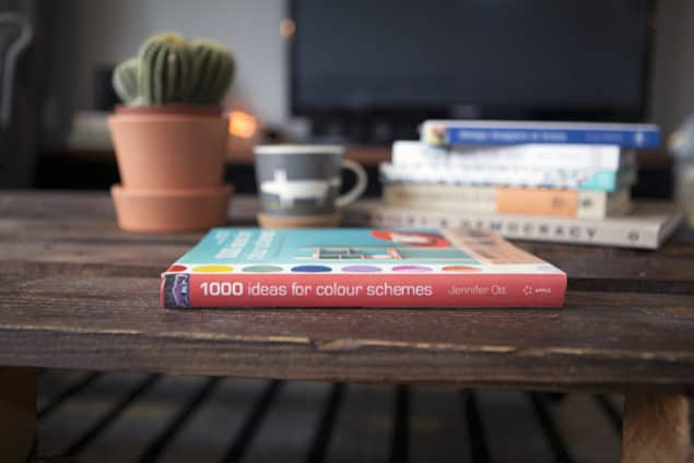 Book Review 1000 Ideas for Colour Schemes