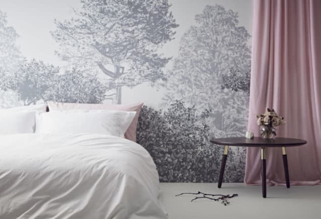 Sian Zeng Hua Trees Collection of wall murals and fabric wall stickers