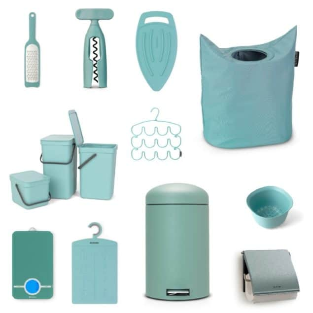 Brabantia Household Items in mint