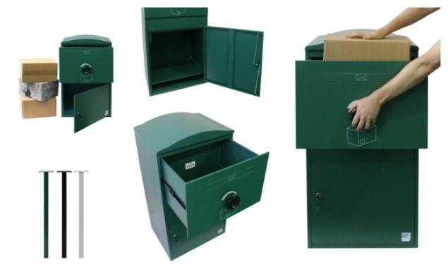 Brizebox Secure Parcel Delivery Box