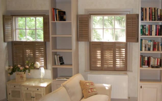 Diamond Window Shutters living-room-1