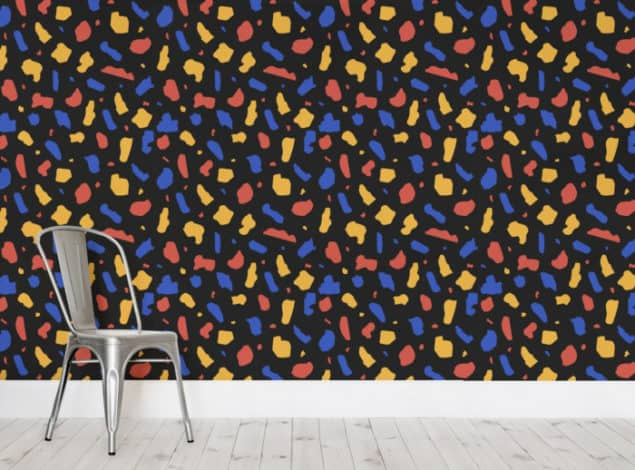 Bright Terrazzo Wall Murals from Murals Wallpaper