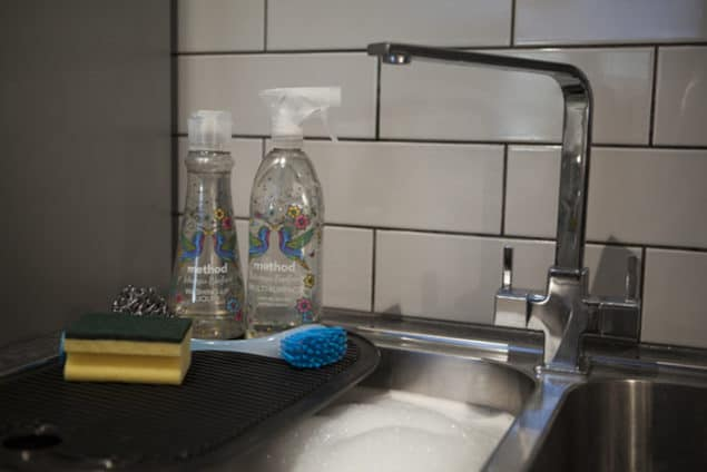 Method Johanna Basford cleaning products