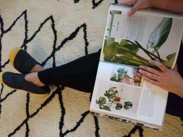 Livingroom makeover modern rugs