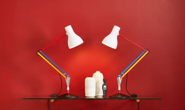 Anglepoise + Paul Smith lamp- Edition Three 2