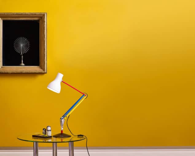 Anglepoise + Paul Smith lamp - Edition Three 3