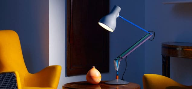 Anglepoise + Paul Smith lamps Edition Two 1
