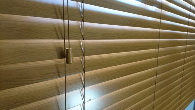 Make My Blinds Wooden Venetian Blinds review 4