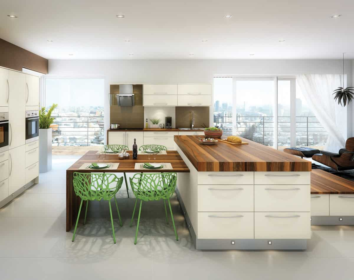 How to Choose the Correct Kitchen Work Surface - The Design Sheppard