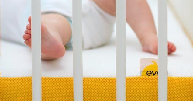 Eve baby mattress