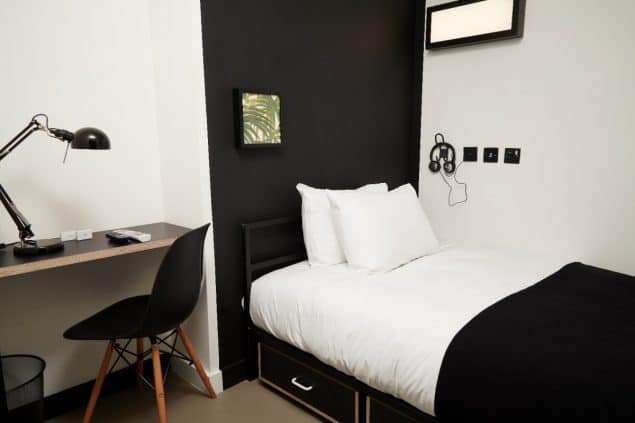 Kip Affordable Design Hotel London - Cabin XL