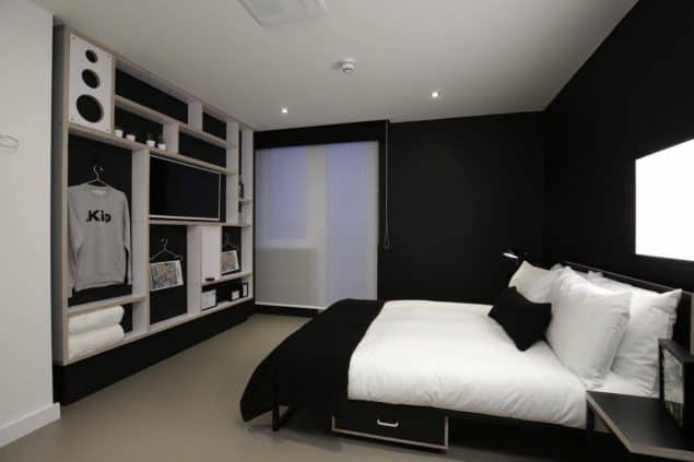 Kip Affordable Design Hotel London - Lrg Double 1