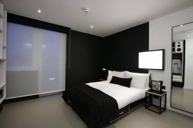 Kip Affordable Design Hotel London - Lrg Double