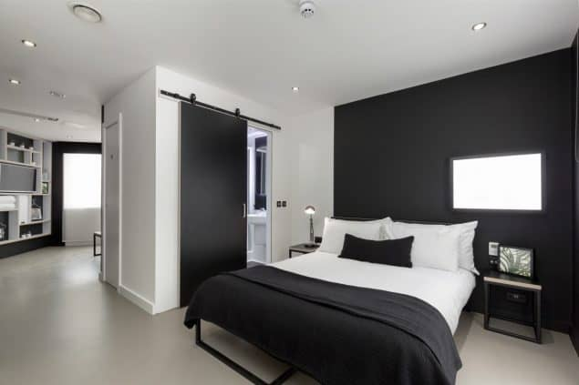 Kip Affordable Design Hotel London - Studio