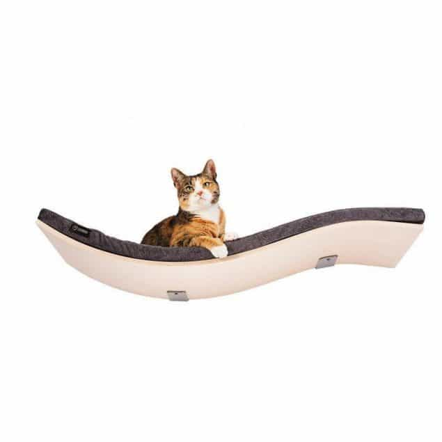 Freddo Cat Perch by Tuft + Paw - stylish cat beds for design conscious pet owners