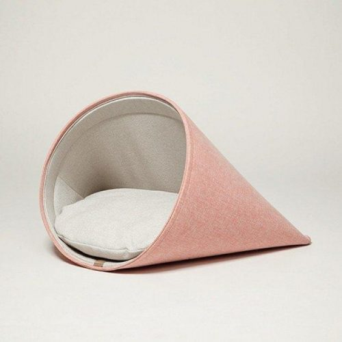 Howly Cat Bed by Tuft + Paw is a stylish cat bed for design conscious pet owners
