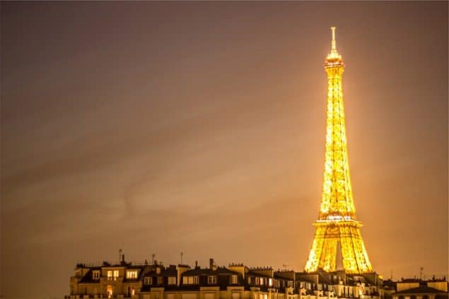 Pixabay Eiffel Tower