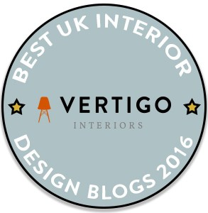 Vertigo Interiors 2016 Best Interior Design Blogs