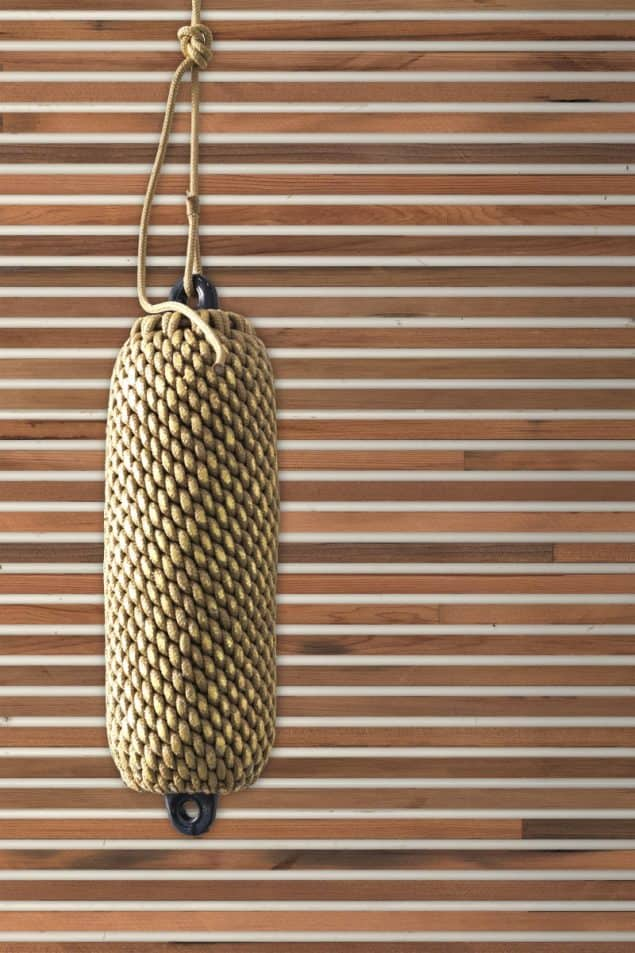 Timber Strips Wallpaper by Piet Hein Eek for NLXL