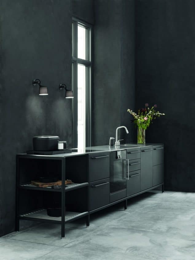 Vipp Kitchen 06 Black
