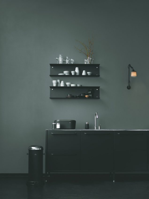 Vipp Kitchen 08 Black