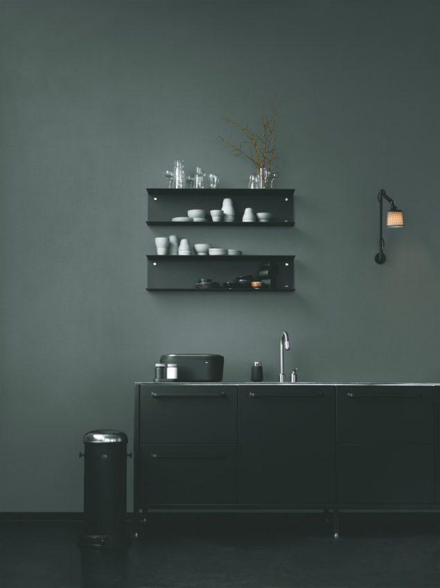Vipp Kitchen 08 Black